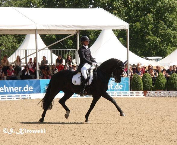 Riva und Anja Hermelink - Platz 6