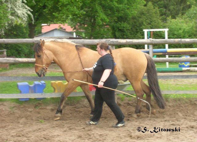 28.05.2006 - Max und Katja bei der Handarbeit