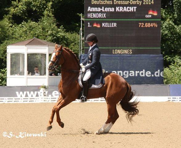 Hendrix und Anna-Lena Kracht - 2. Platz