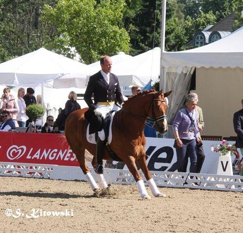 Willi Wacker und Wolfgang Schade - Platz 7