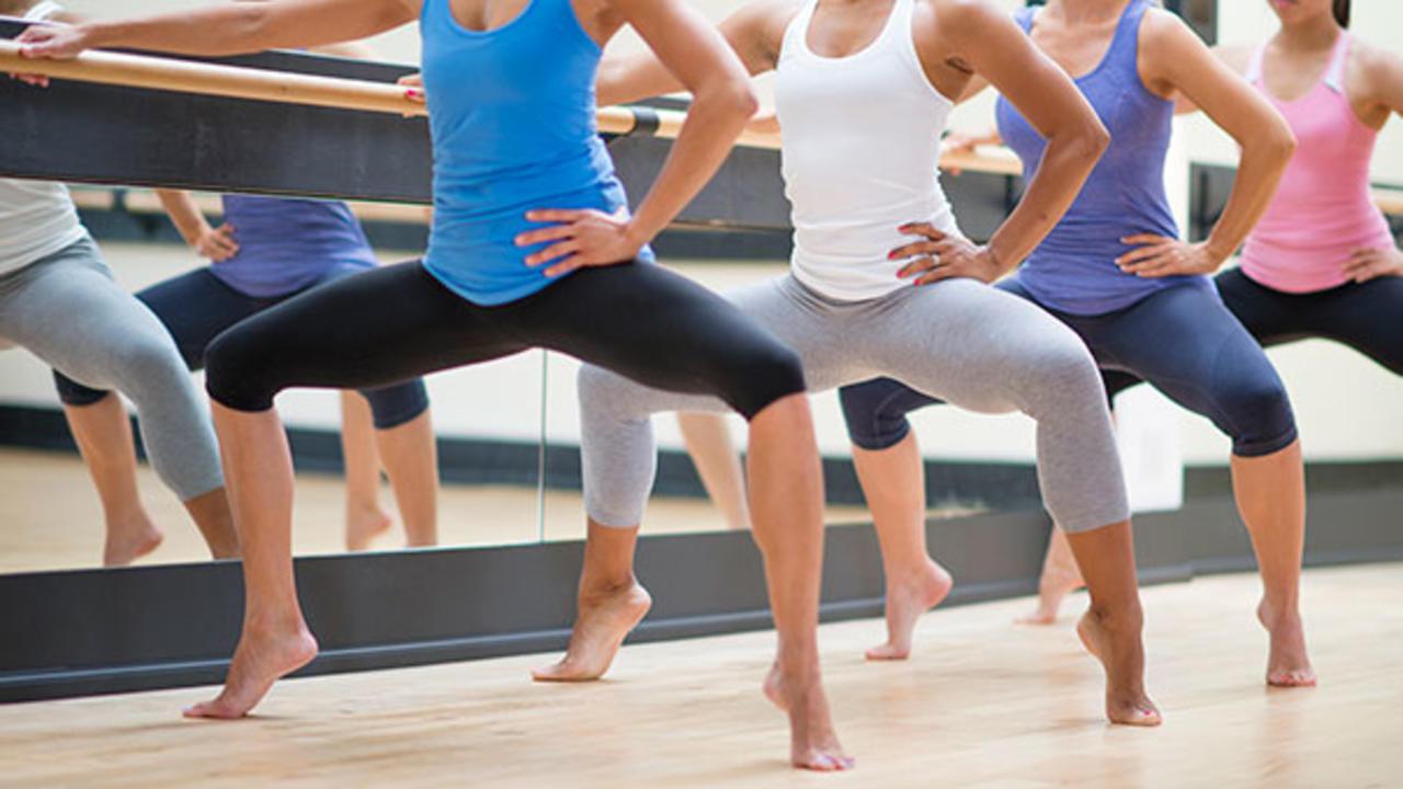 BARRE - Yoga in Wien