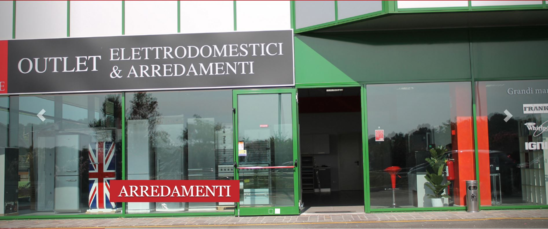 Outlet Arredamento Desenzano.Elettrodomestici