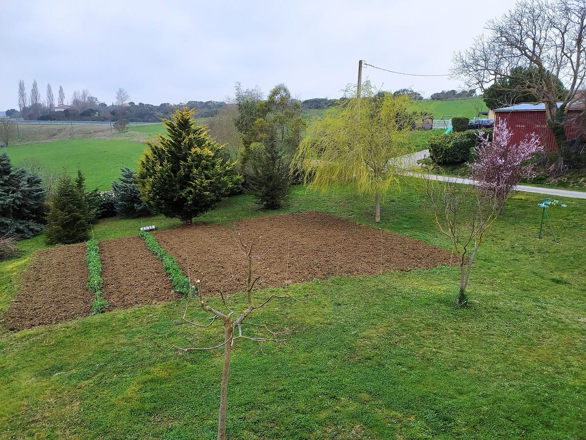 Jardin, saison 2021