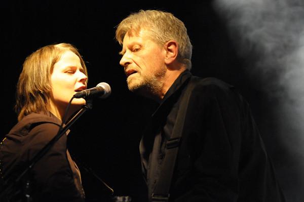 Tina und Heinz, zu ACC-Zeiten, Foto: Manfred Pollert