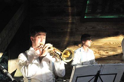 Brass n'Wood 2015
