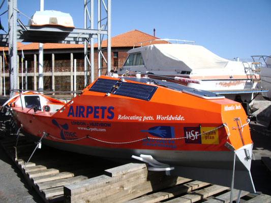 SOLARA M-series on bord