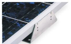 SOLARA aluminium brackets