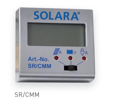 SOLARA remote meter control stataion