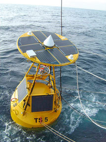 Stand-alone systems from SOLARA for marine signs at home on all the world's oceans. Reliable solar power for many decades!