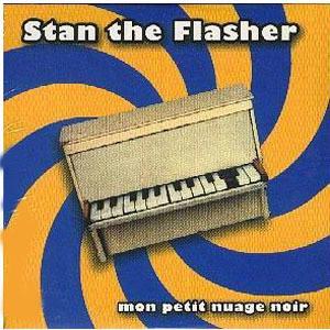 MON PETIT NUAGE NOIR - CD single 3 titres - 4,99 euros