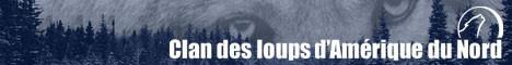 Organisme voué à la protection du loup au Québec. Présentation du clan, de l'animal, de sa situation. Campagne de sensibilisation