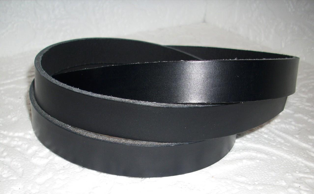 2  Volllederriemen schwarz  1,20 m x 20 mm x 3 mm ** Top Angebot **