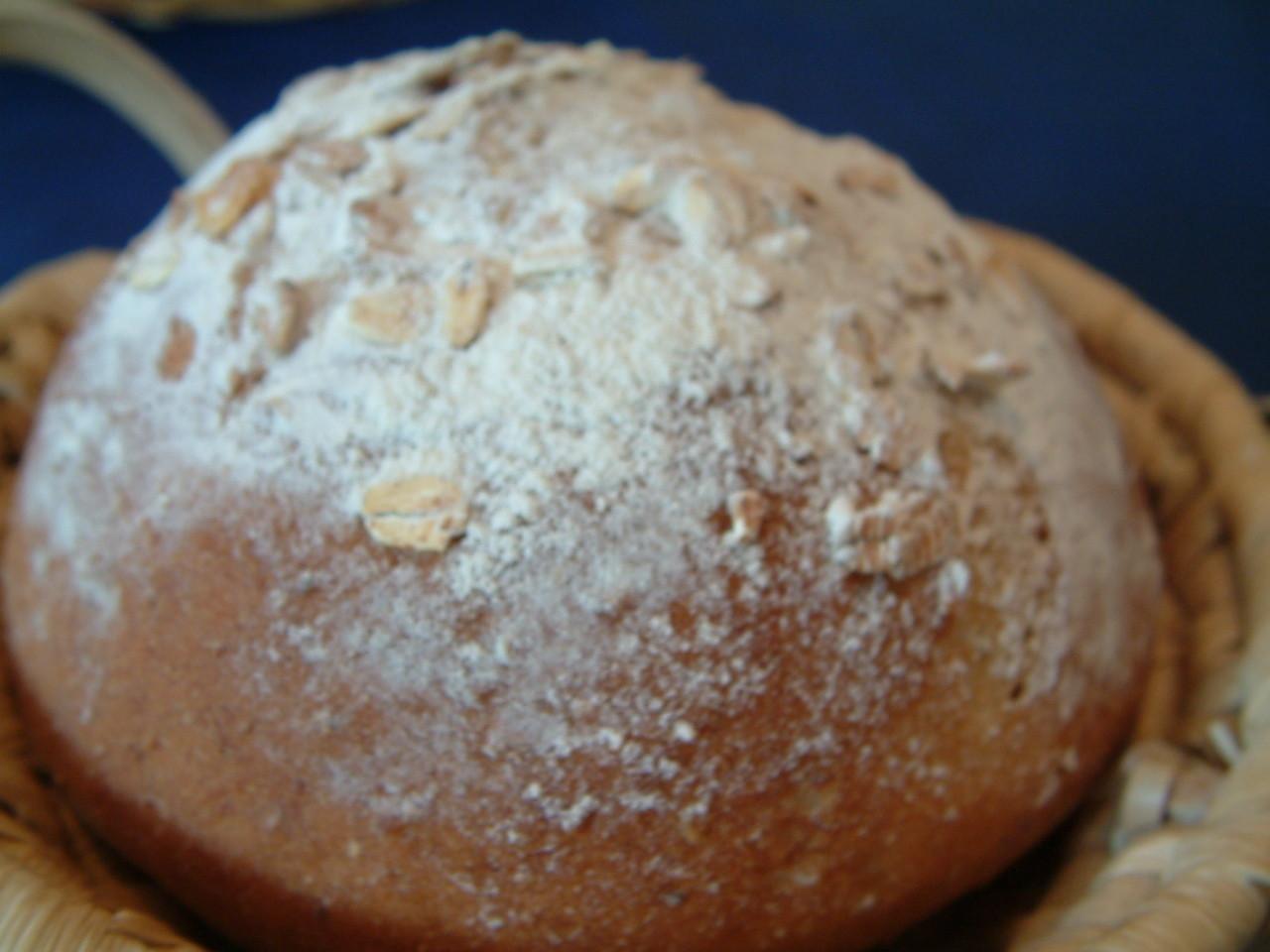 ライ麦20%パン