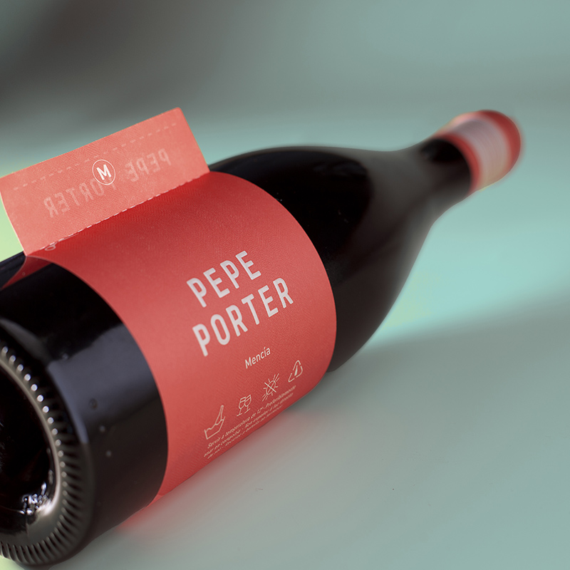 pepe porter, mencia, Monterrei