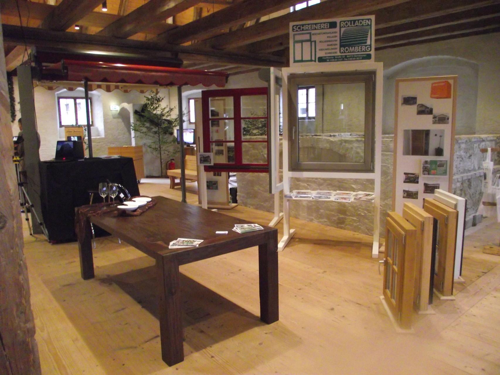 Ausstellung Innung Oberland September 2014