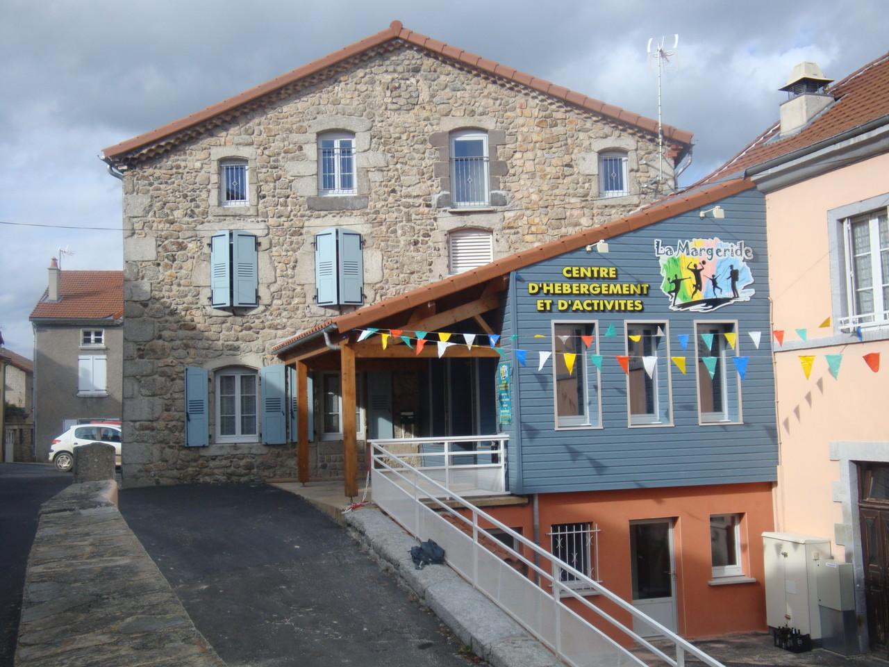 Accueil du Centre La Margeride à Saugues