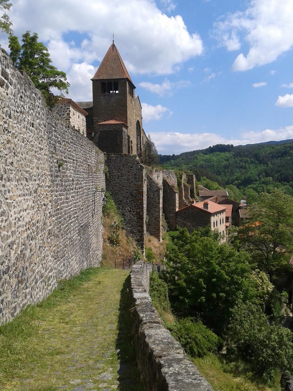 Chanteuges, rassemblement familial, La margeride, saugues, Auvergne