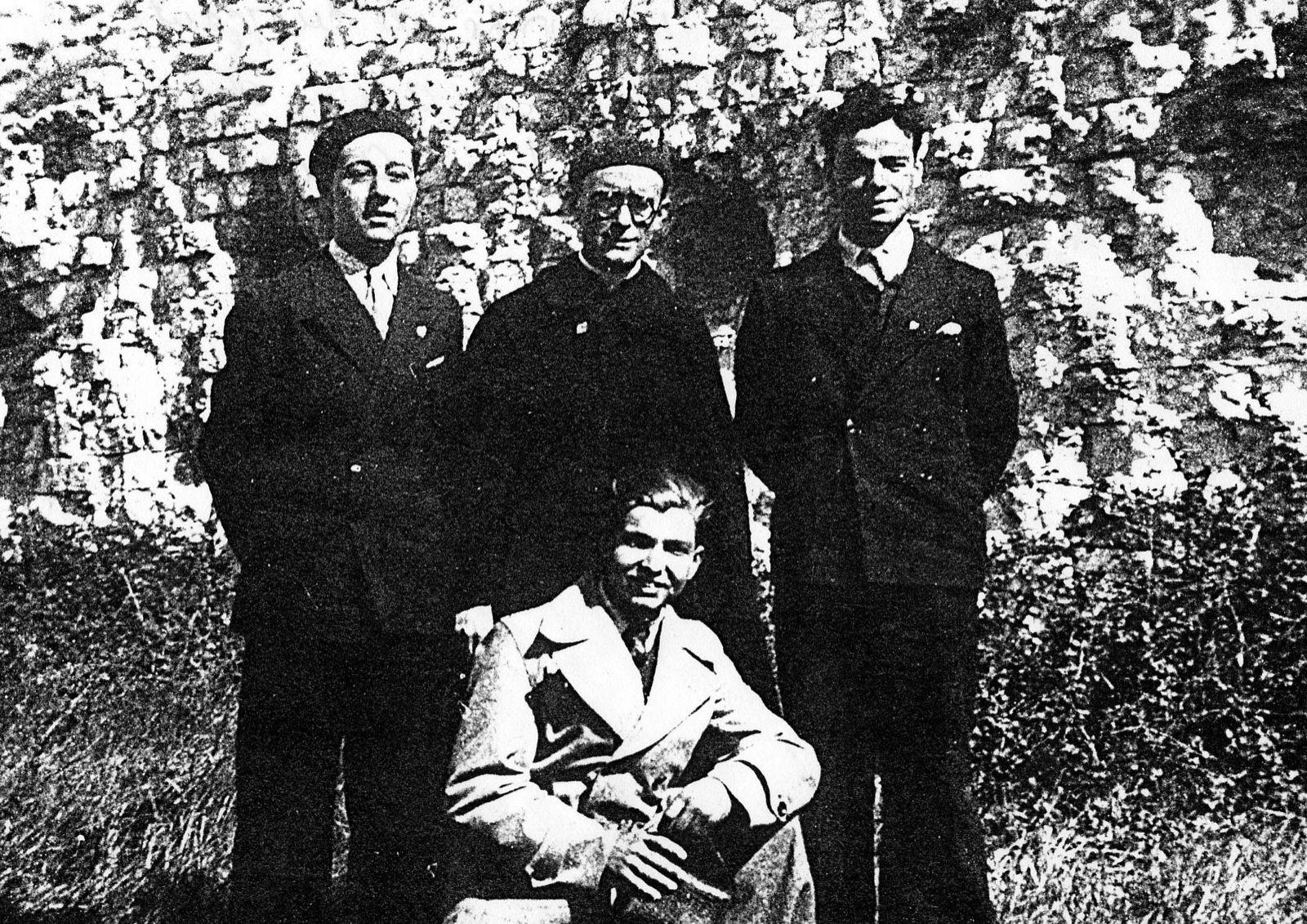 Groupe ACO et Pére GOURSAT