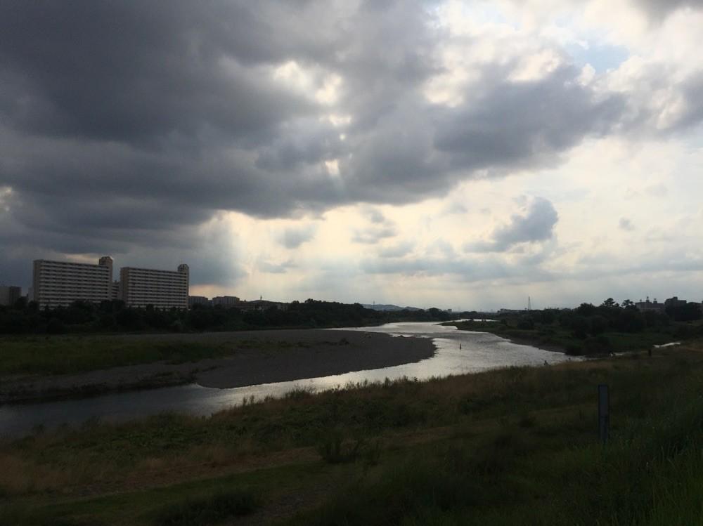 Tama River Tokyo Komae