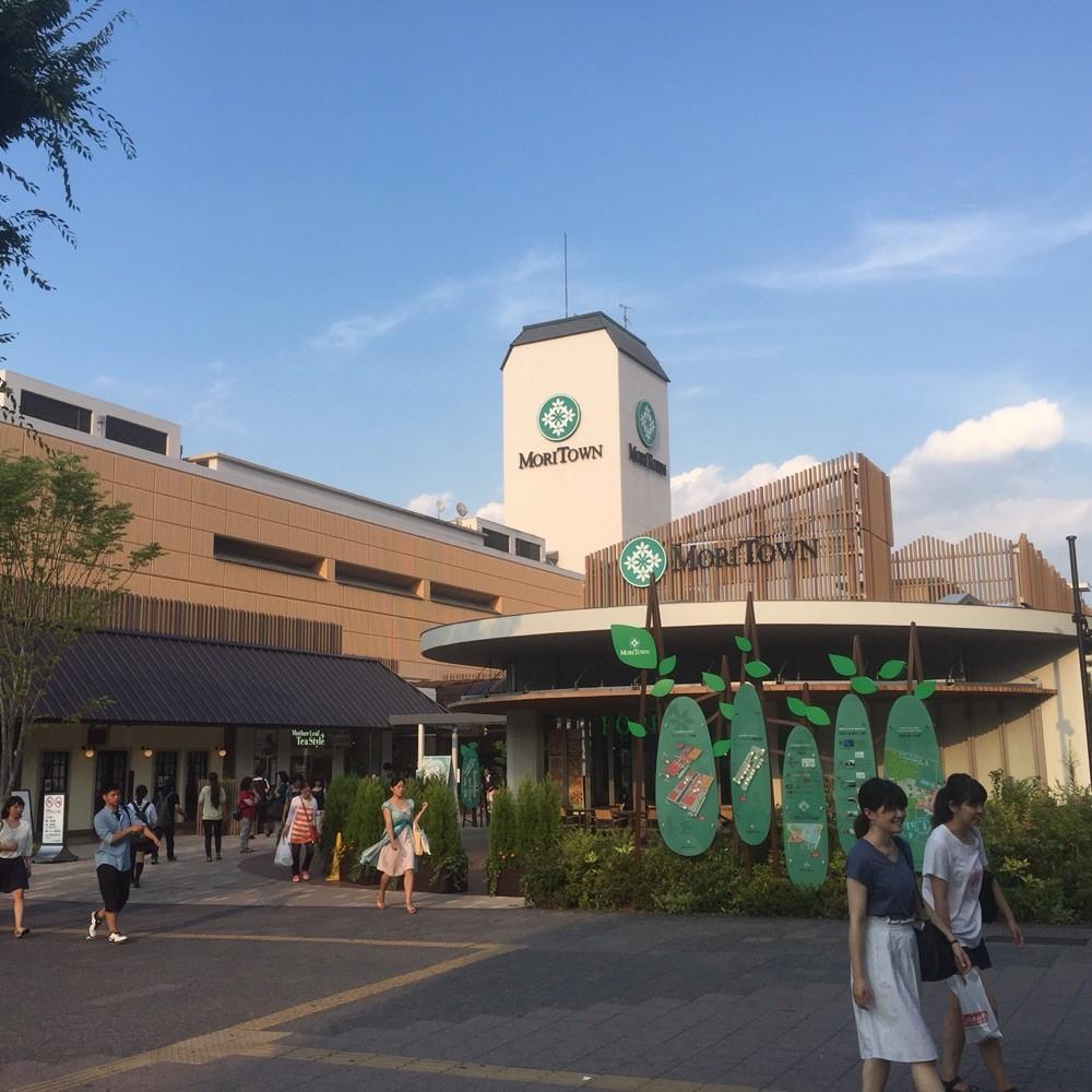 Moritown Shopping mall Tokyo Akishima