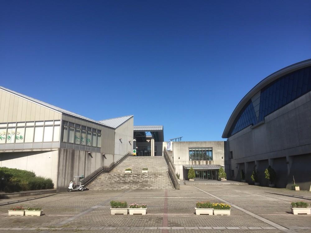 General Gymnasium at Inagi Central Park Tokyo Inagi