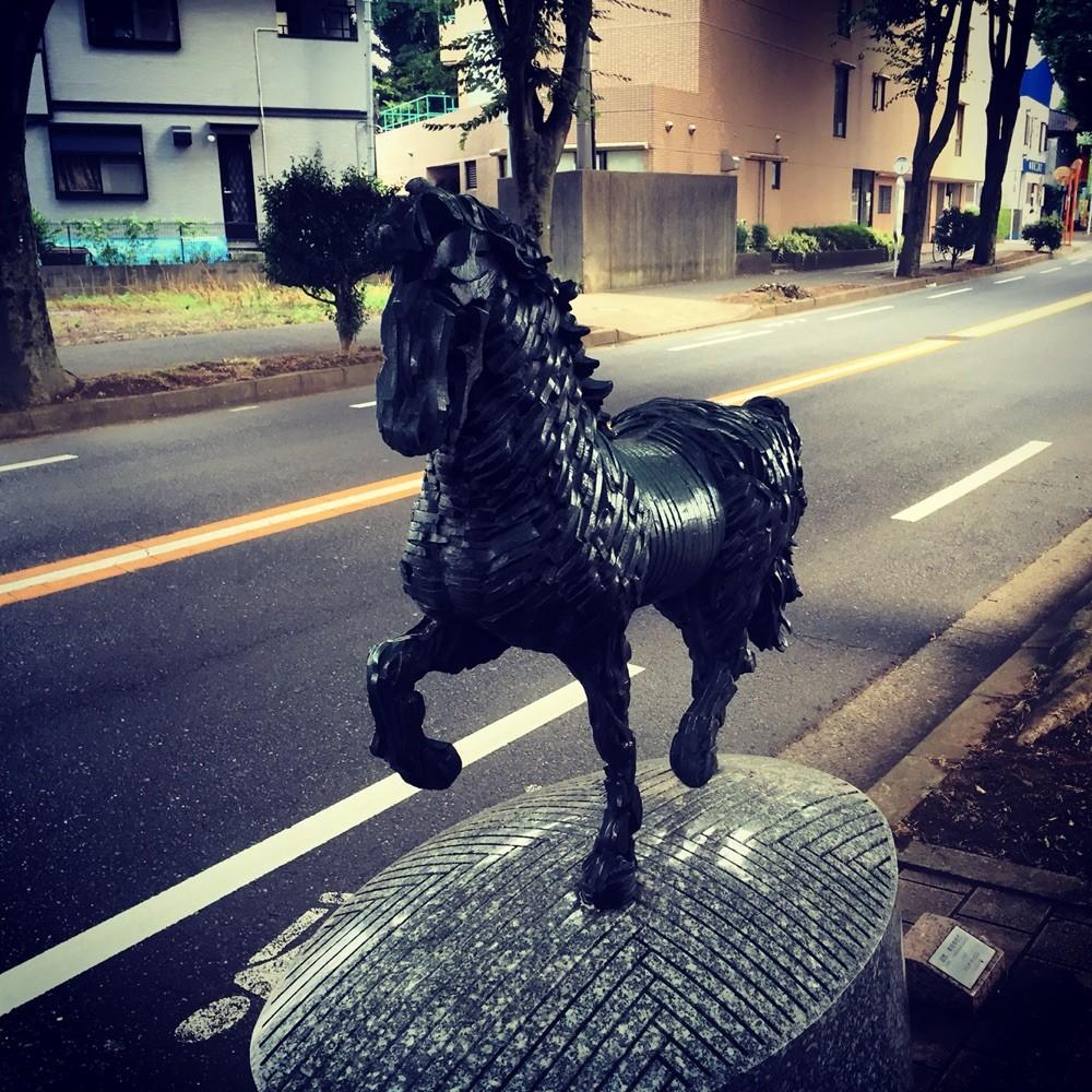 Kiyose Zelkova Street Gallery Tokyo Kiyose