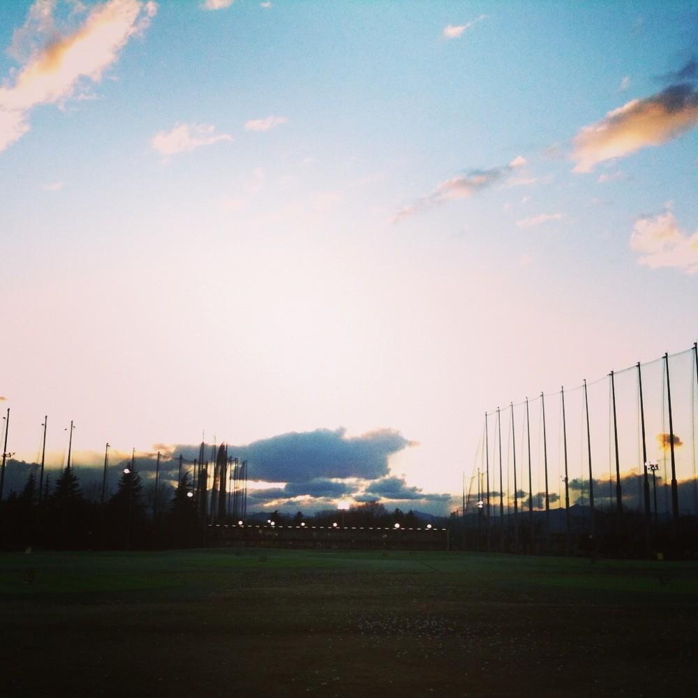 Showanomori Golf Drivingrange Tokyo Akishima