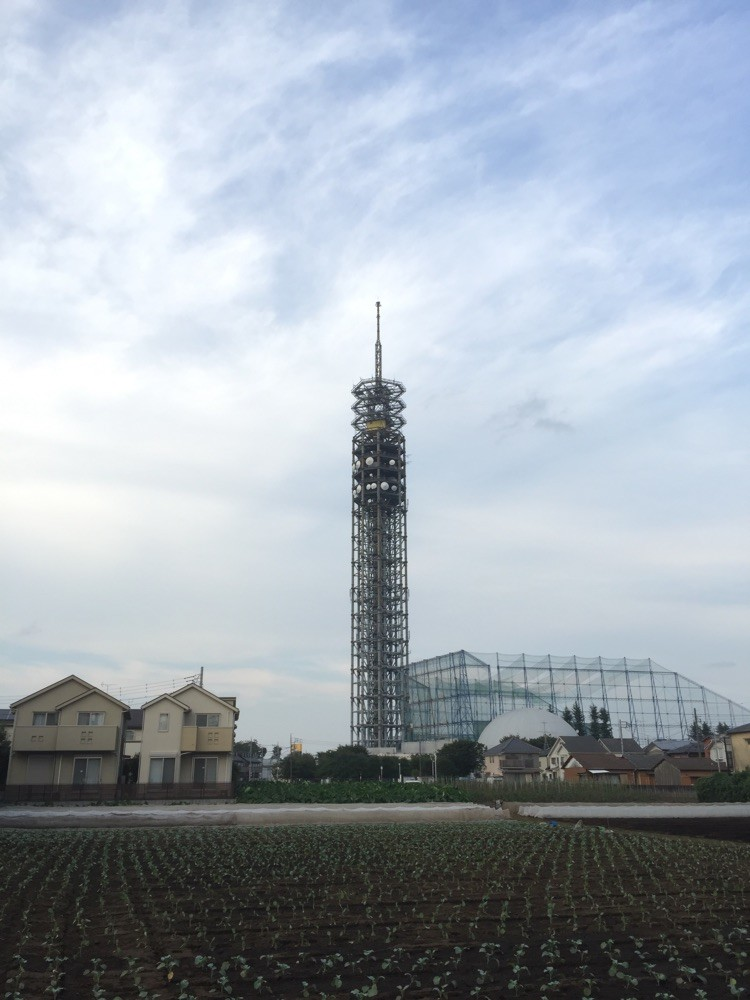 Skytower Nishitokyo (Tanashi Tower) Tokyo Nishitokyo city radio tower walking tourist spot TAMA Tourism Promotion - Visit Tama スカイタワー西東京(田無タワー) 東京都西東京市 電波塔 散策 観光スポット 多摩観光振興会
