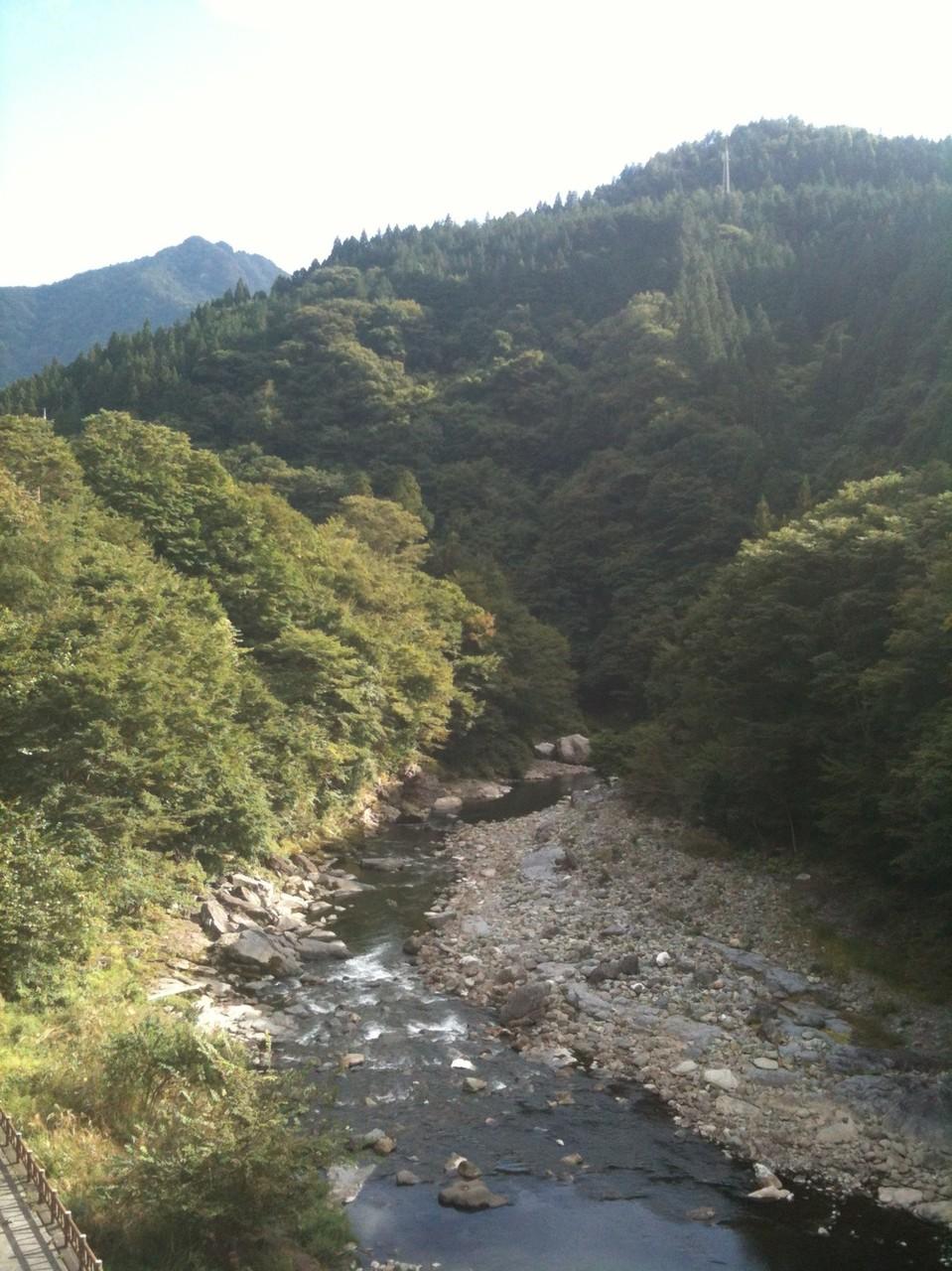 Akigawa Gorge / Valley Tokyo Akiruno