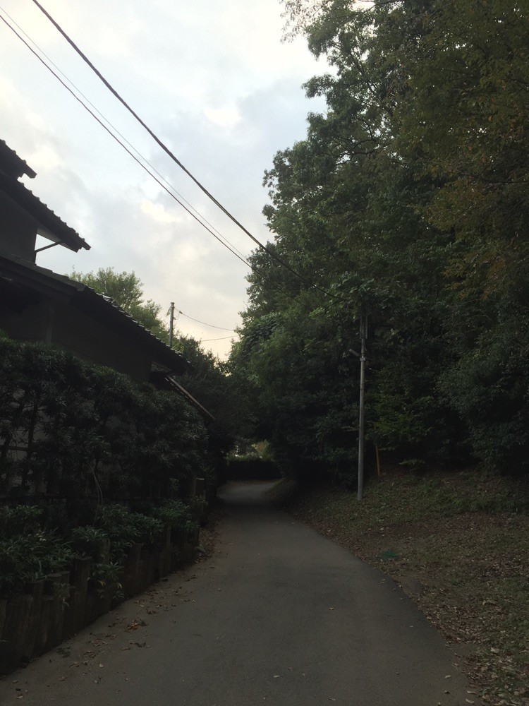 Oyama road near Nozuta Park Tokyo Machida walking historical tourist spot TAMA Tourism Promotion - Visit Tama 大山道 小野路一里塚 東京都町田市 野津田公園 散策 歴史 観光スポット 多摩観光振興会