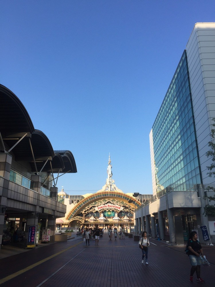 Hello Kitty Street near Sanrio Puroland Tokyo Tama city shopping tourist spot TAMA Tourism Promotion - Visit Tama ハローキティストリート サンリオピューロランド付近 東京都多摩市 ショッピング 観光スポット 多摩観光振興会