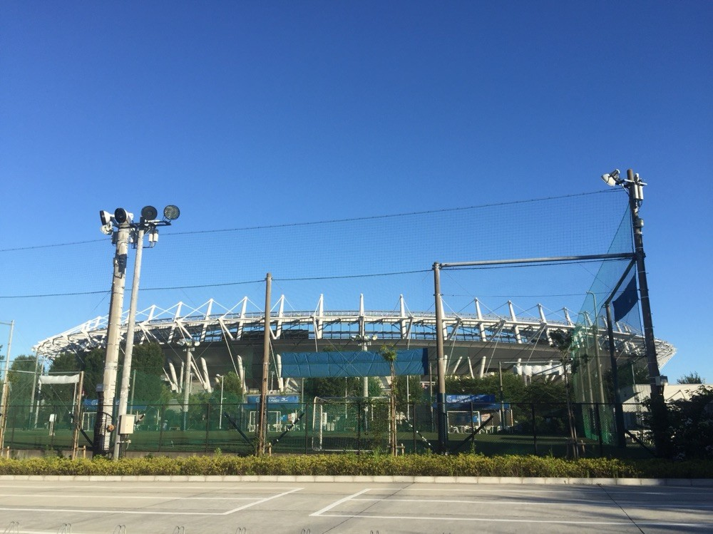 Ajinomoto Stadium Tokyo Chofu