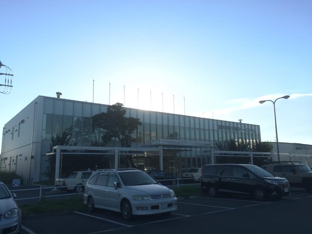 Chofu Airport Terminal Tokyo Chofu