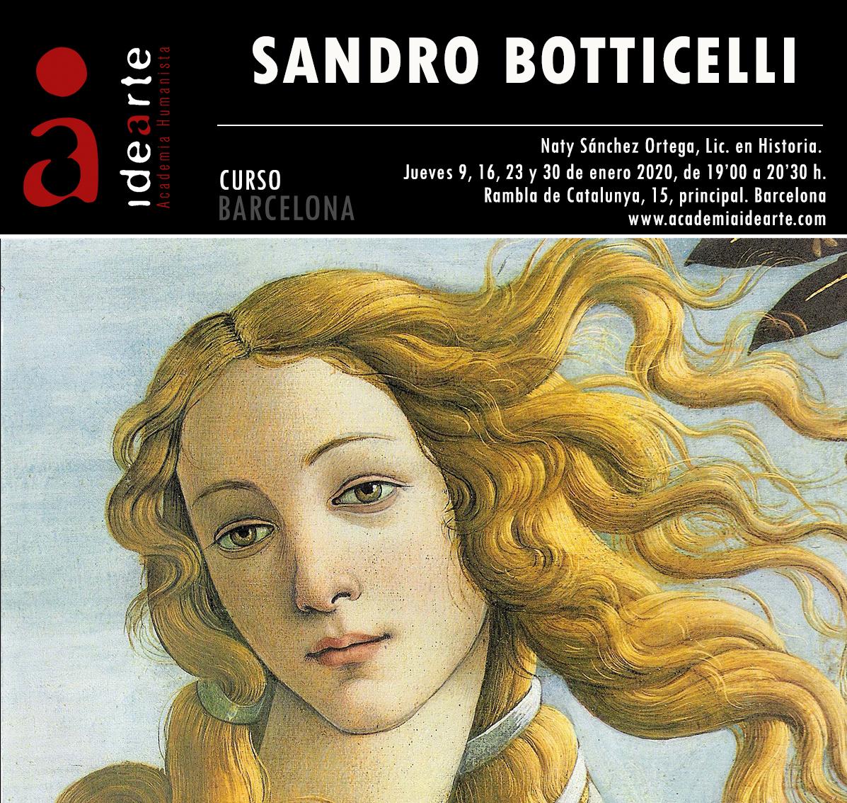 cursos de arte; Barcelona; Miguel Ángel; escultura; pintura; arquitectura; Renacimiento italiano; Florencia; Roma;