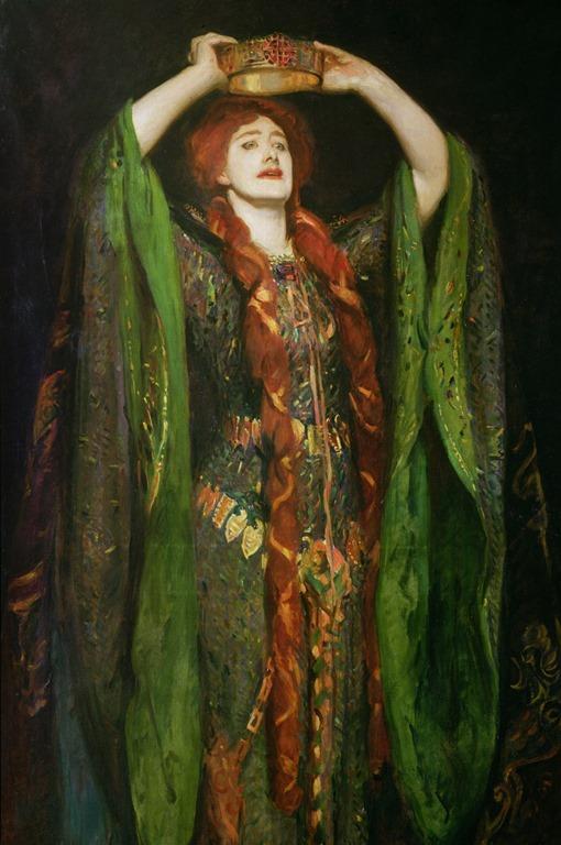 Lady Macbeth; mujeres malvadas; Shakespeare; cursos; Barcelona; Idearte;