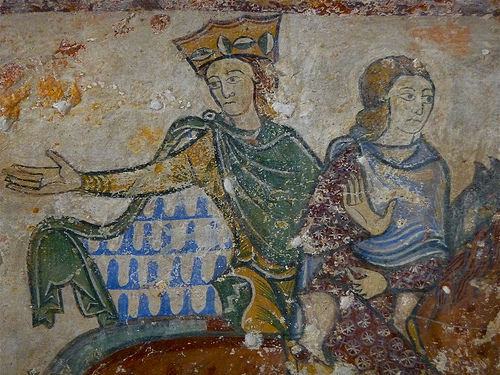 Leonor; reina; Aquitania; Francia; Inglaterra; Ricardo Corazón de León; Juan sin Tierra;