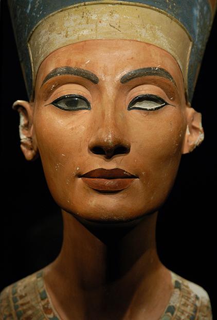 Neferneferuaton Nefertiti.