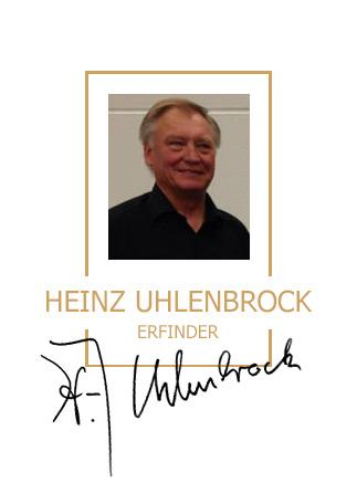 Heinz Uhlenbrock - der Erfinder des soccer-ei