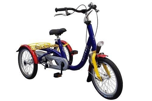 Dreiradvelo für Kinder