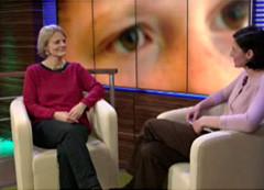 Interview der Moderatorin Jumana Mattukat mit Frauken Bergmann am 10. März 2011 für das Servicemagazin heimatZEIT.
