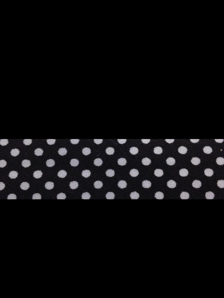 Band 79, Punkte schwarz 15mm (Nur auf Anfrage verfügbar)