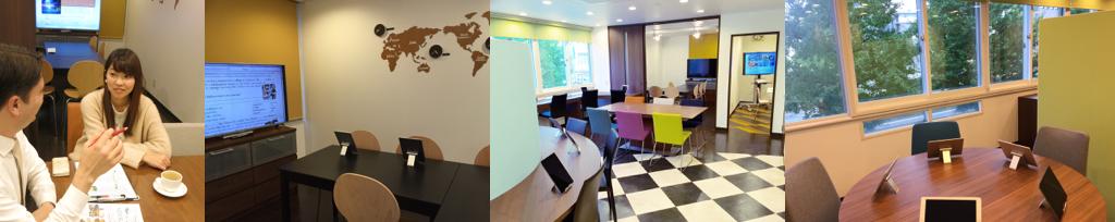 ジェット西新校|西新駅を出て天神方面へ歩いて2分!1階にOggi美容室があります。英語を学ぶなら快適な環境のジェット