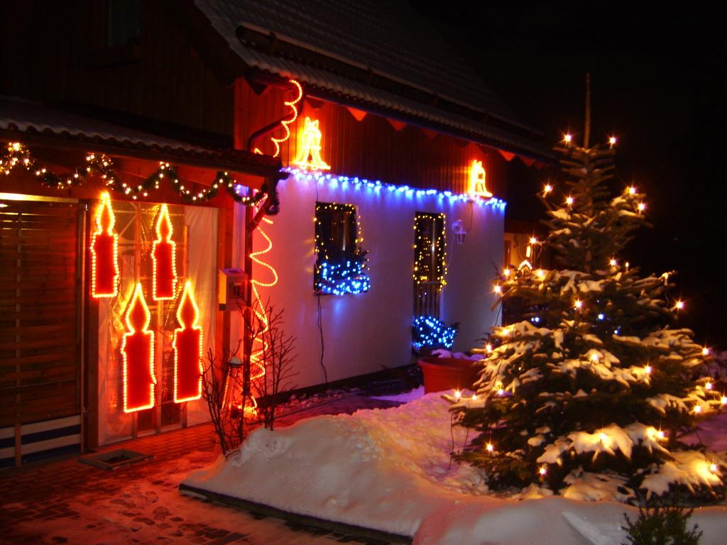 So, nun ist es wieder soweit, Weihnachten 2008
