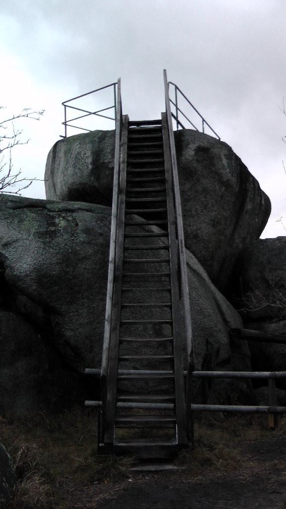 Aufstieg zum Nußhardt 972 m