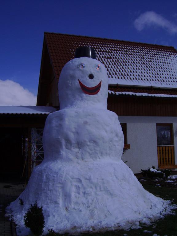 Grüsse an alle Schneemänner und Frauen!