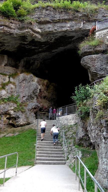 Eingang Teufelshöhle
