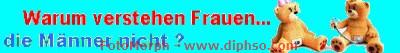Banner www.frauen-verstehen-maenner-nicht.jimdo.com WARUM VERSTEHEN FRAUEN DIE MÄNNER NICHT ?