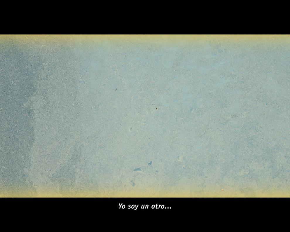 """Antonio D. Resurrección. """"Yo soy un otro"""". 100 x 80 cm. Fotografía. 2016"""