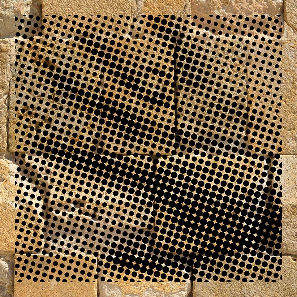 """Antonio D. Resurrección. """"T_st_m_n__ #5"""". 40 X 40 cm. Fotografía. 2019"""