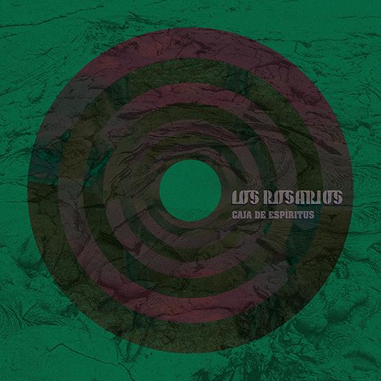 """Los Rosarios. """"Caja de espíritus"""". Fun Club Records. LP edición. 2019"""